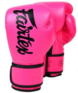 Fairtex BGV14 Boxing Gloves Pink