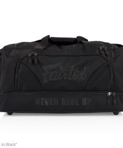 Fairtex Gym Bag Black