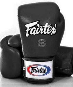 Image of Black Fairtex BGV1 Boxing Gloves