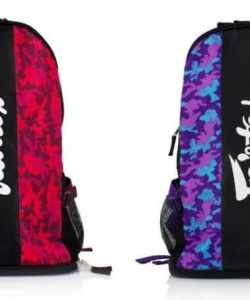 Fairtex Backpack Bag4 (Red Camo/Purple Camo)