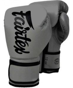 Fairtex BGV14 Boxing Gloves Grey