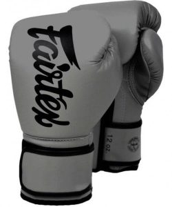 Fairtex BGV14 Boxing Gloves Grey