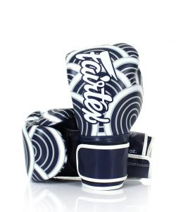 Fairtex Japanese Art Boxing Gloves BGV14BLU