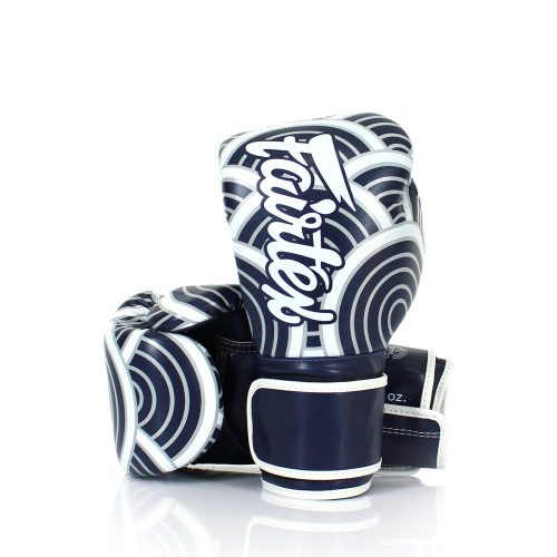 Fairtex Japanese Art Boxing Gloves BGV14BLU