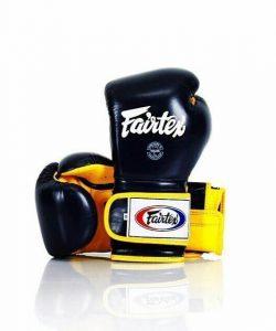 Fairtex BGV9 Mexican Style Training Gloves