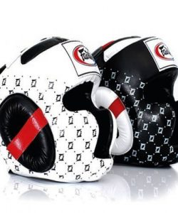 Fairtex HG10 Super Sparring Headguard for Boxing, Kickboxing or Muay Thai