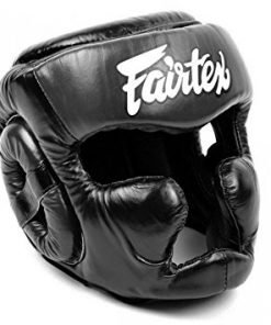 Fairtex HG13 Headgear Black