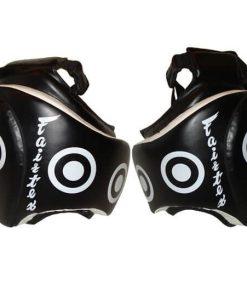 Fairtex TP3, Black Muay Thai Thigh Pads