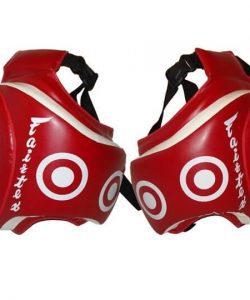 Red Fairtex TP3 Thigh Pads