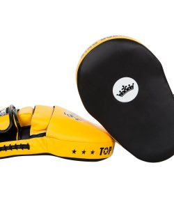 Top King Focus Mitts Extreme TKFME Yellow