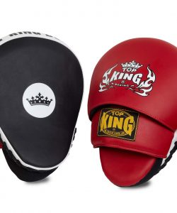 Top King Focus Mitts Super Red