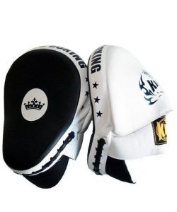 Top King Focus Mitts Super White