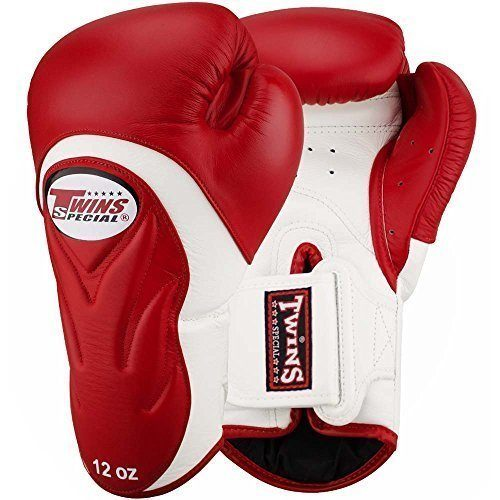 Twins BGVL-6 Boxing Gloves Red