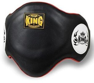 Top King Belly Protector - Belly pad for Muay Thai or Kickboxing