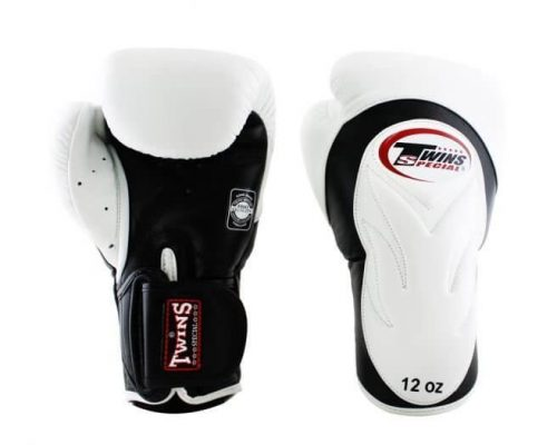 Twins Boxing Gloves BGVL6 White