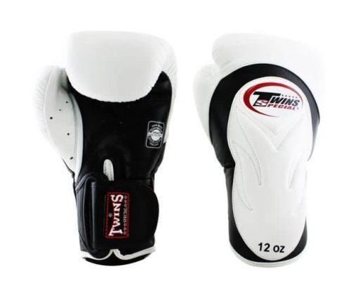 Twins Boxing Gloves BGVL6 White