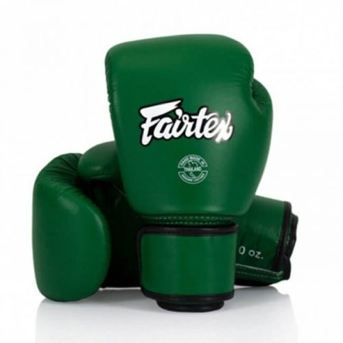 Fairtex BGV16 Boxing Gloves Forrest Green