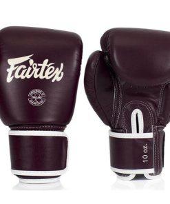 Fairtex BGV16 Boxing Gloves Maroon