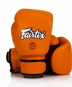 Fairtex BGV16 Orange Boxing Gloves