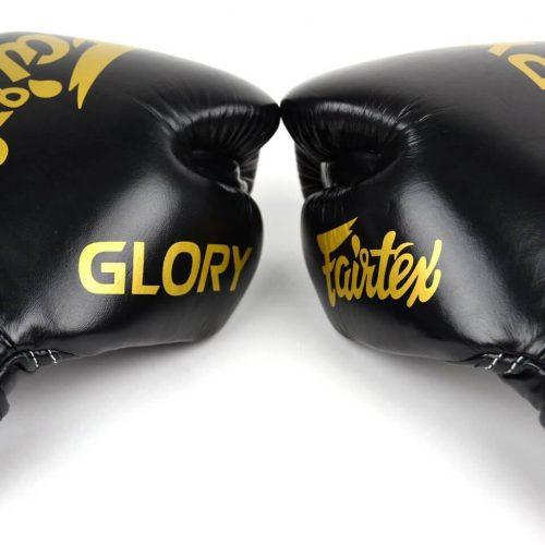 Fairtex Boxing Gloves BGVG1 Black