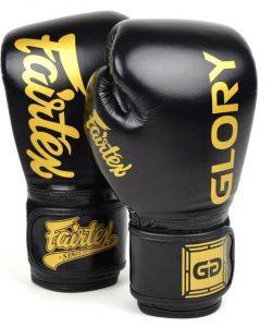 Fairtex Glory Boxing Gloves BGVG1 Black