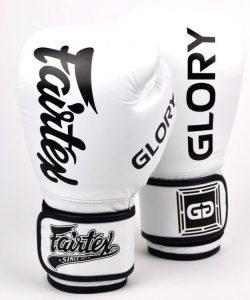 Fairtex Glory Boxing Gloves BGVG1 White