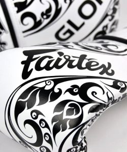 Fairtex Boxing Gloves BGVG2 White