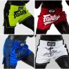 Fairtex Slim Cut Muay Thai Shorts