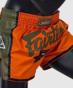 Fairtex Slim Cut Muay Thai Shorts BS1705
