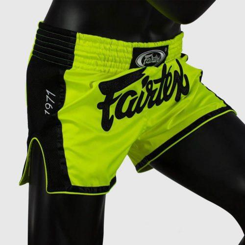 Fairtex Slim Cut Muay Thai Shorts BS1706