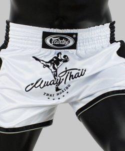 Fairtex Slim Cut Muay Thai Shorts BS1707