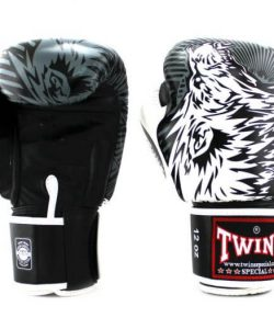 Twins Special Boxing Gloves FBGV-50 White Wolf