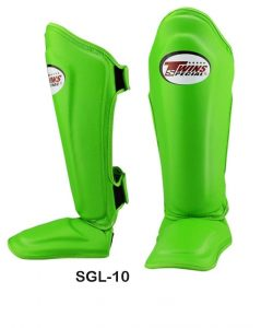 Twins Special Shinguards Green