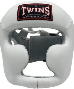 Twins White Headgear HGL3