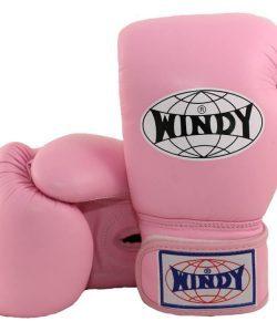 WIndy Muay Thai Boxing Gloves - Light Pink