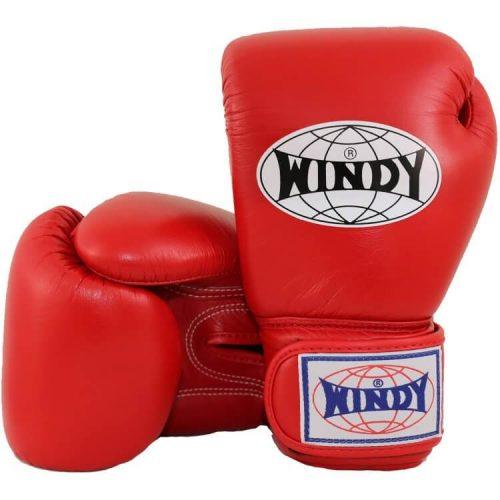 WIndy Gloves, Red Muay Thai Gloves