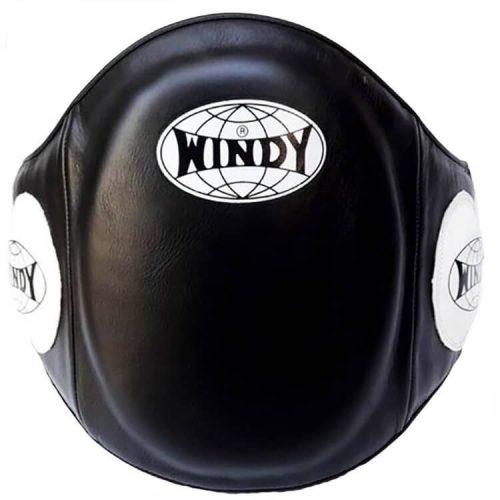 Windy Belly Pad BLPV Black