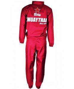 Fairtex Sauna Suit - Maroon