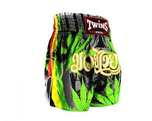 Twins Grass Collection Muay Thai Shorts