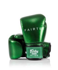 Fairtex Metallic Boxing Gloves BGV22