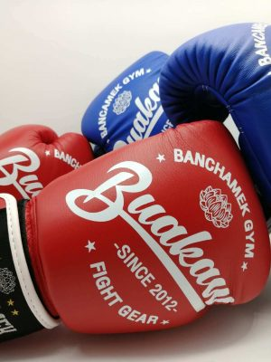 Buakaw Boxing Gloves Traditional