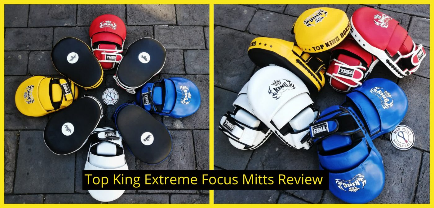 op king extreme focus mitts review