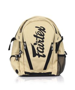 Fairtex Bag8 Backpack Desert Cream