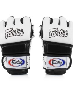 Fairtex MMA Super Sparring Gloves White/Black Fairtex FGV17