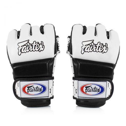 Fairtex MMA Super Sparring Gloves White/Black Fairtex FGV17