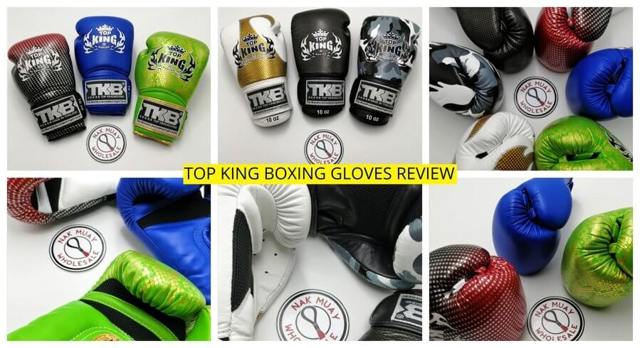 Top king boxing glove review