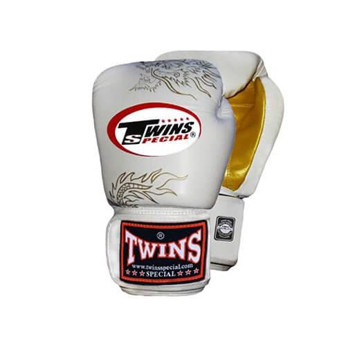 Twins-Dragon-Boxing-Gloves-FBGV6-White-