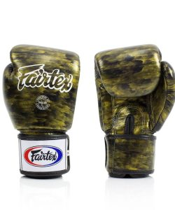Fairtex Ancient Bronze Boxing Gloves BGV1