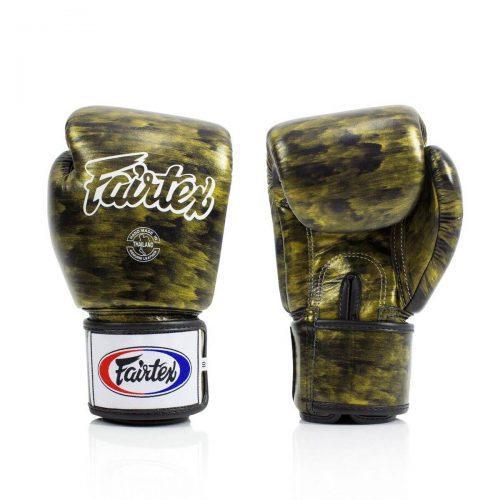 Fairtex Ancient Bronze Boxing Gloves BGV1