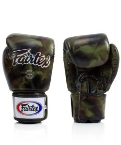 Fairtex Camouflage Boxing Gloves BGV1